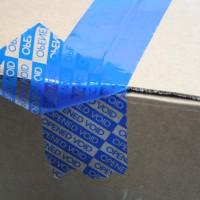 Rollos adhesivos de seguridad
