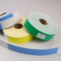 Thermal imprint wristbands
