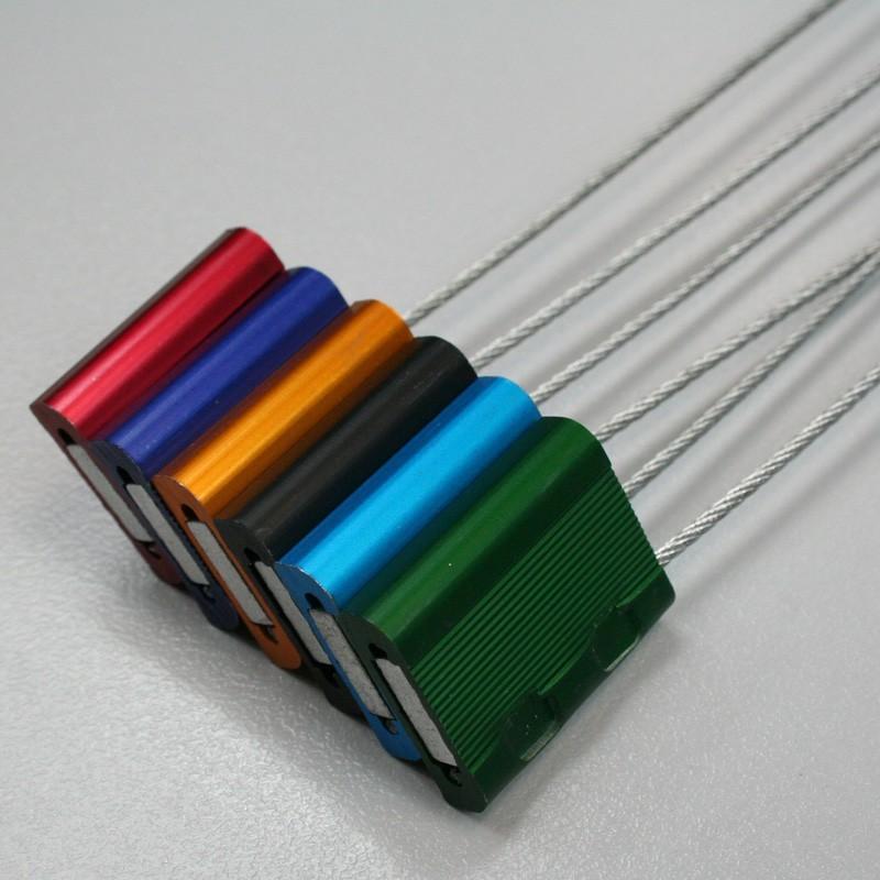 Scellé câble Aluseal - diamètre 1.5 mm
