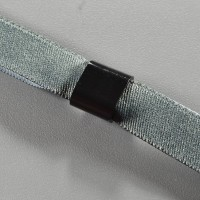 Woven wristbands with thin...