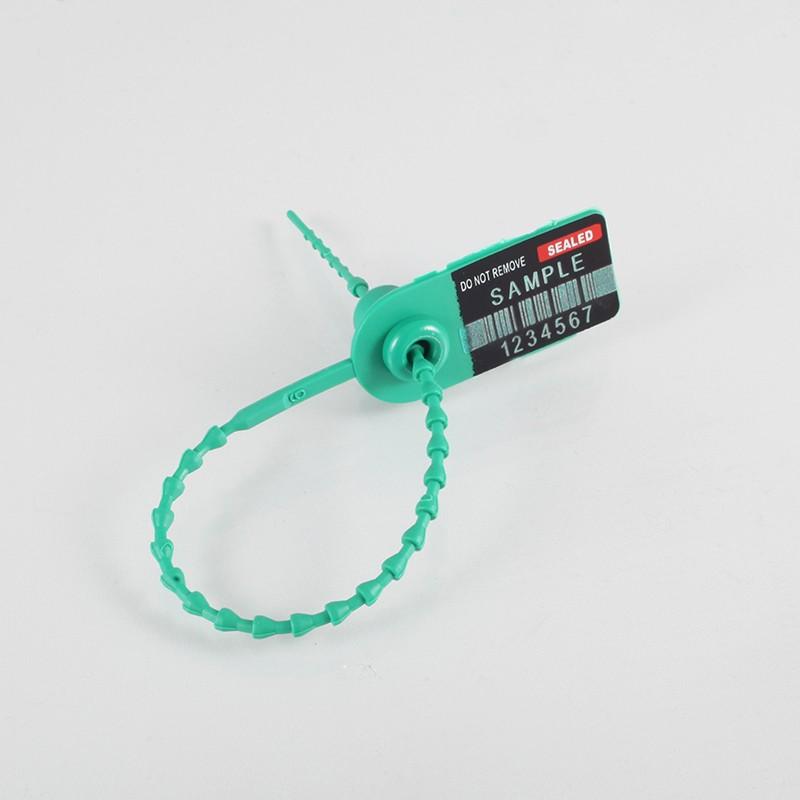Scellé PUS - scellé en plastique à serrage progressif