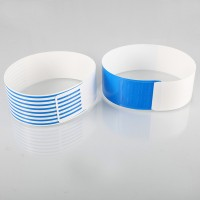 Thermal imprint wristbands...