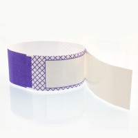 Shield Tyvek wristband