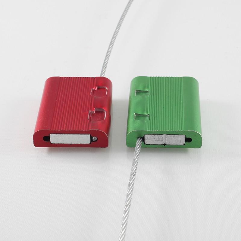 Scellé câble Aluseal - diamètre 2.5 mm