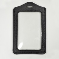Porte badge aspect cuir CB...