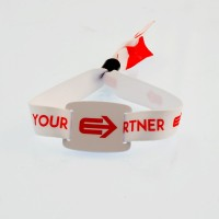 Wristbands with RFID Minicard