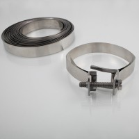 Universal stainless steel ties