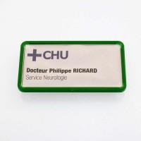 Name holder 7537