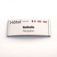Name holder 7332