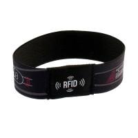 Pulsera elastica con chip RFID