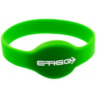 Bracelet montre silicone RFID