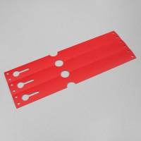 Etiquettes à boucles PVC