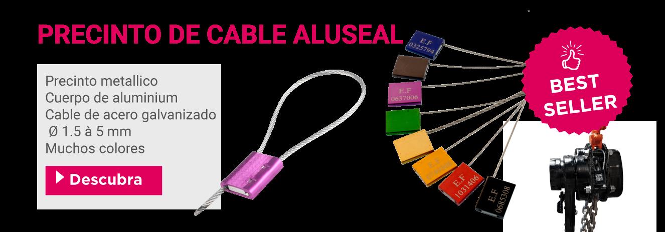 Precinto cable