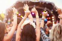 Party, festivals and concerts wristbands...