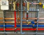 The plumbing collar
